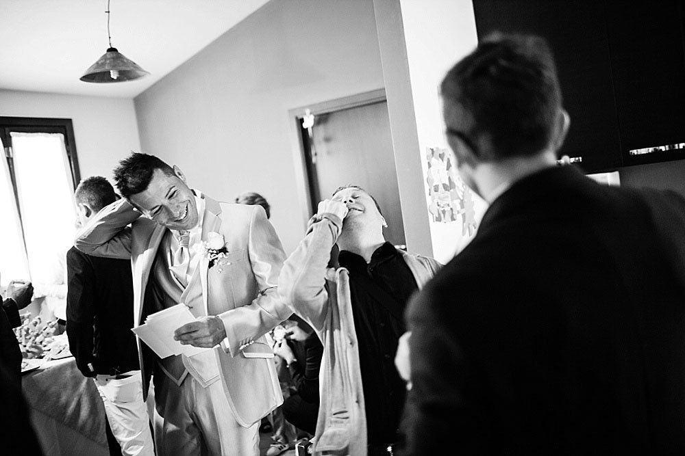 matrimonio a corte francesco preparativi dello sposo