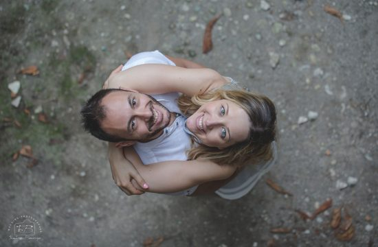 engagement photoshoot castle of brescia