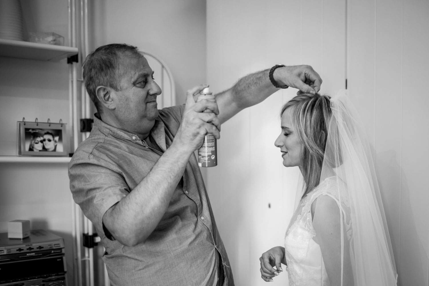 matrimonio a corte francesco preparativi sposa